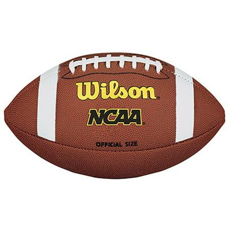 Wilson Team Sports WTF1661ID NCAA Football, - Professional Football Teams