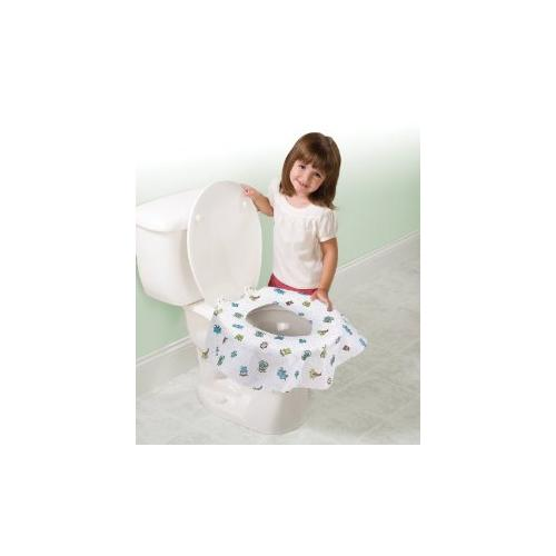 Summer Keep Me Clean Disposable Potty Protectors Multi-Colored