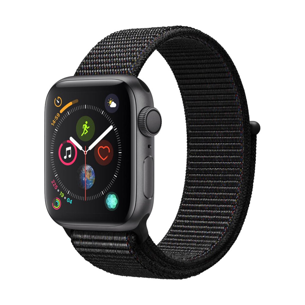 Apple Watch Series 4 GPS - 44mm - Sport Loop - Aluminum Case