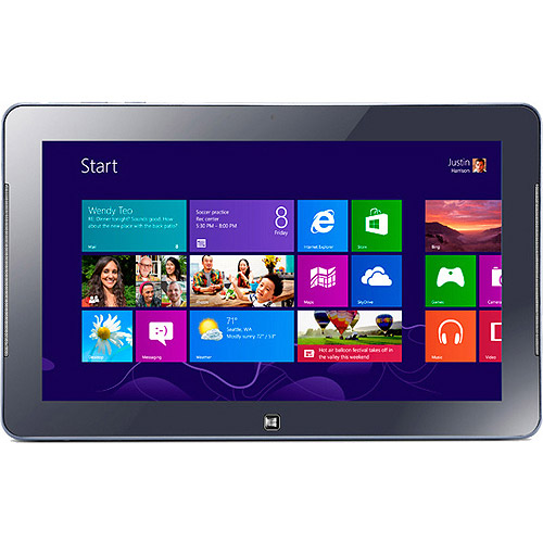 Samsung ATIV Tab 5 XE500T1C-K02US 11.6-Inch 64GB Tablet (...