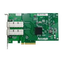 Accusys Z2M-G3 Dual Port QSFP HBA Card