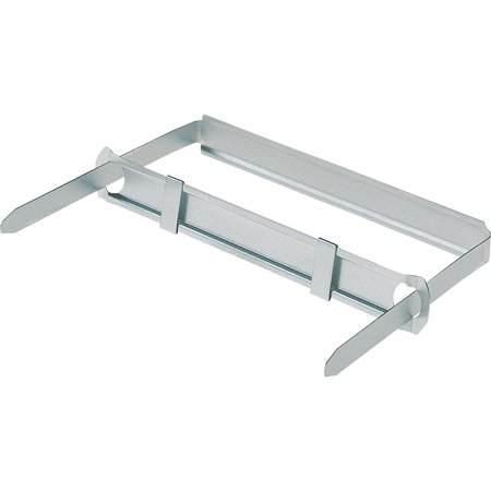 "ACCO Two-Piece Paper Fasteners, 3 1/2"" Capacity, 8 1/2"" Center, Silver, 50/Box"