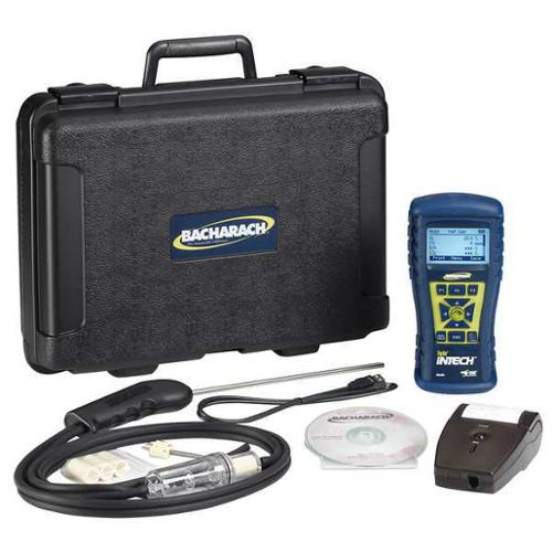 BACHARACH 0024-8512 Combustion Analyzer Kit