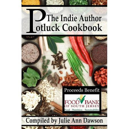 The Indie Author Potluck Cookbook - eBook - Halloween Potluck Food Ideas