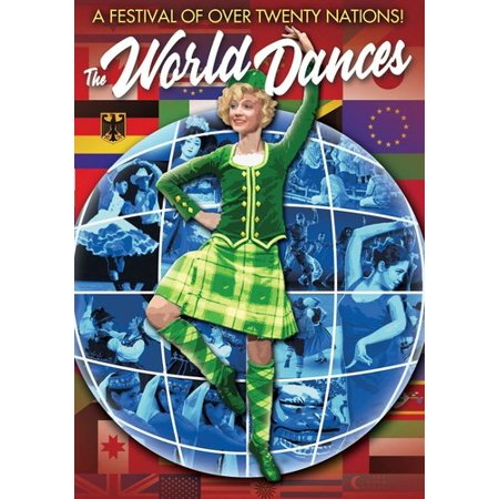 The World Dances (DVD)](The Halloween Dance)