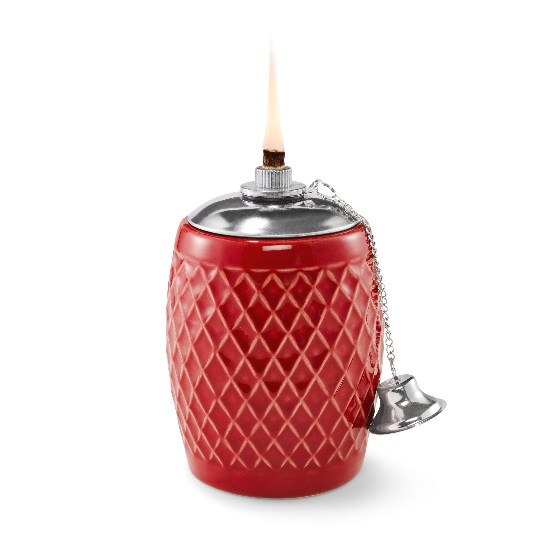 Better Homes And Gardens Ridgeway Tabletop Torch Decorative Ceramic Finish 6 25