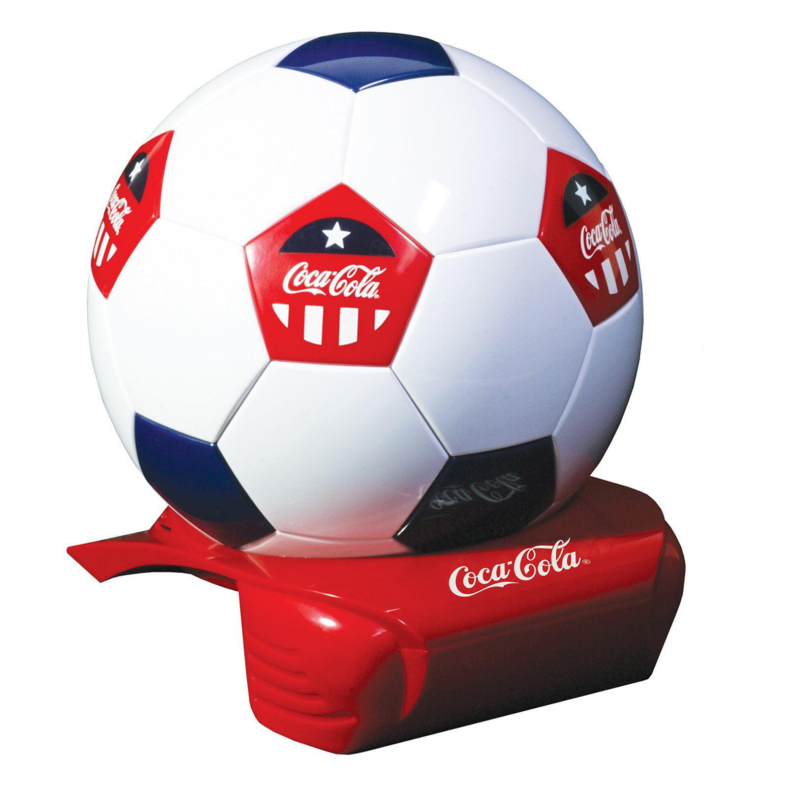 Koolatron Coca-Cola 5 can Compact Electric Cooler CCSB5, USA flag design