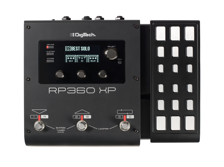 Digitech RP360XP Guitar Multi Effect Pedal by DigiTech