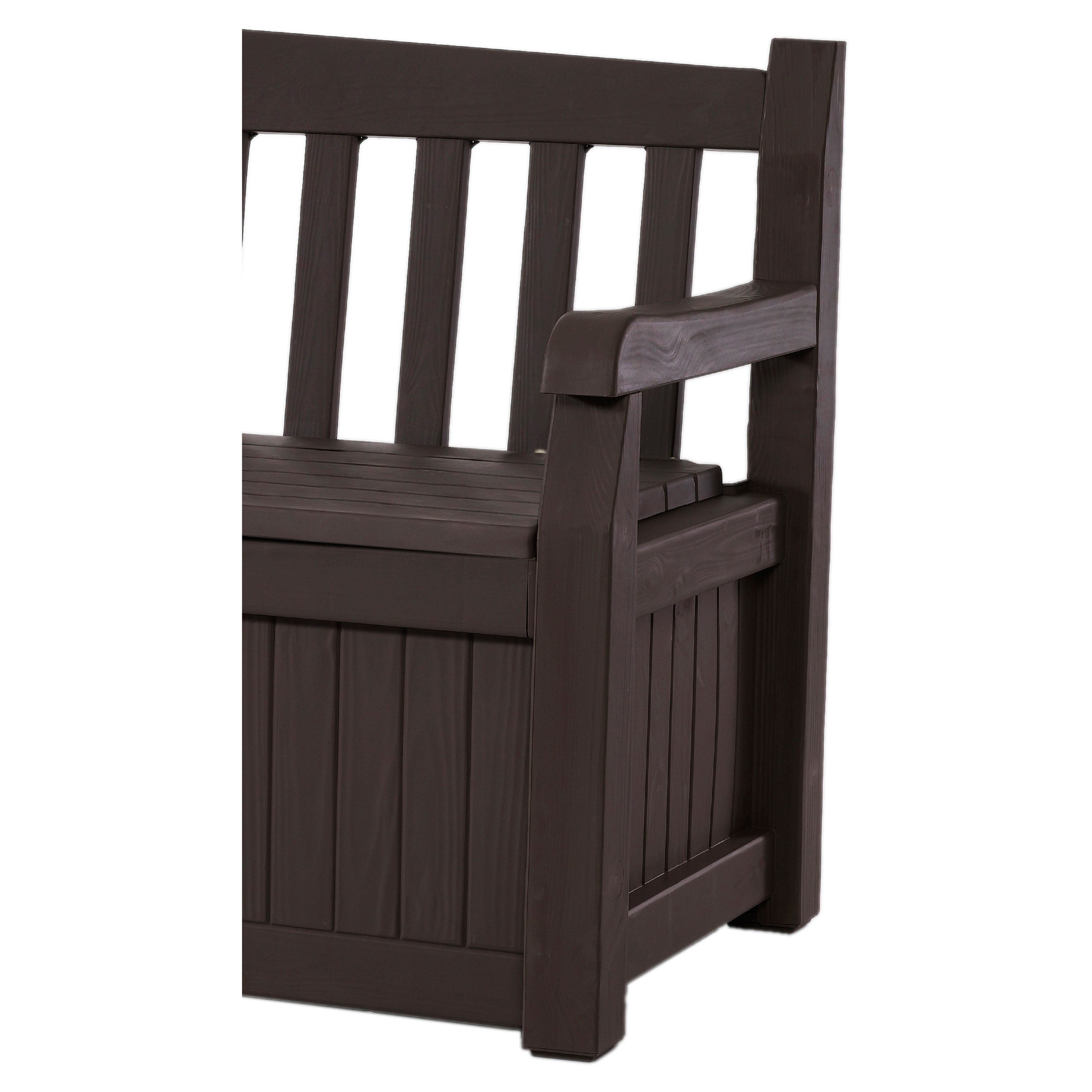 Keter Eden Outdoor Resin Storage Bench  All Weather Plastic Seating and  Storage  70 Gal  Brown   Walmart comKeter Eden Outdoor Resin Storage Bench  All Weather Plastic  . Eden Outdoor Living Round Rock. Home Design Ideas