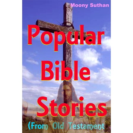 Popular Bible Stories (From Old Testament) -