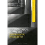 Advances in Experimental Philosophy: Methodological Advances in Experimental Philosophy (Paperback)
