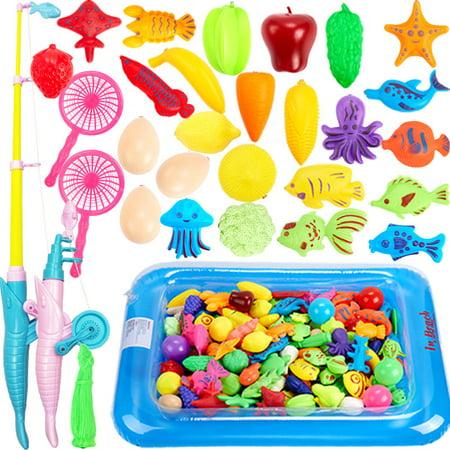 Baby Kids Bathing Toys Wash Play Cartoon Educational Intelligence Toys For Child