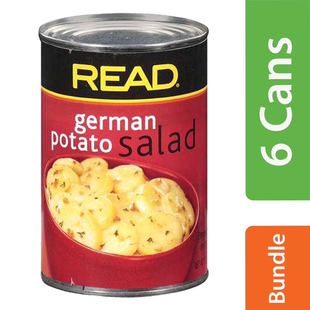 Read German Potato Salad, 15 oz (6 Packs)