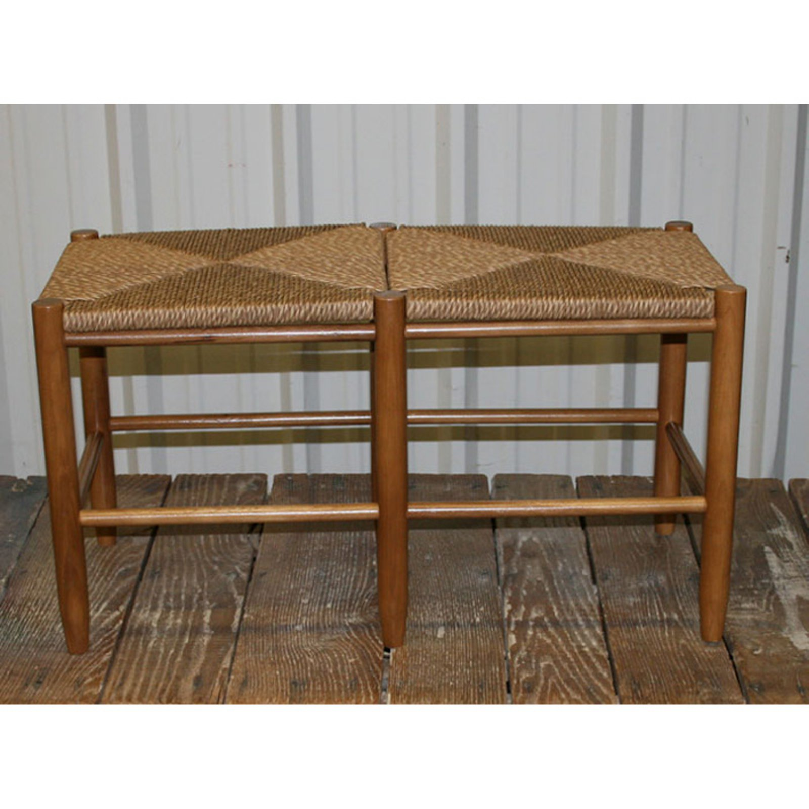 Dixie Seating Calabash Double Seat Backless Bench