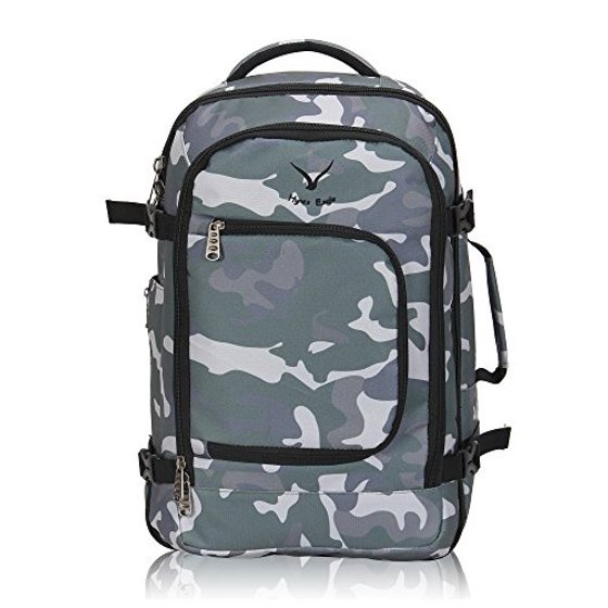 a5fe1c6c3872 Hynes Eagle - Travel Backpack 40L Flight Approved Carry on Backpack -  Walmart.com