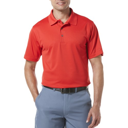 Ben Hogan Men's Performance Short Sleeve Solid Polo