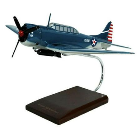 Daron Worldwide SBD-5 Dauntless Model Airplane