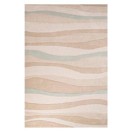 Jaipur Rugs Coastal Tides Abstract Stripes Indoor Area Rug