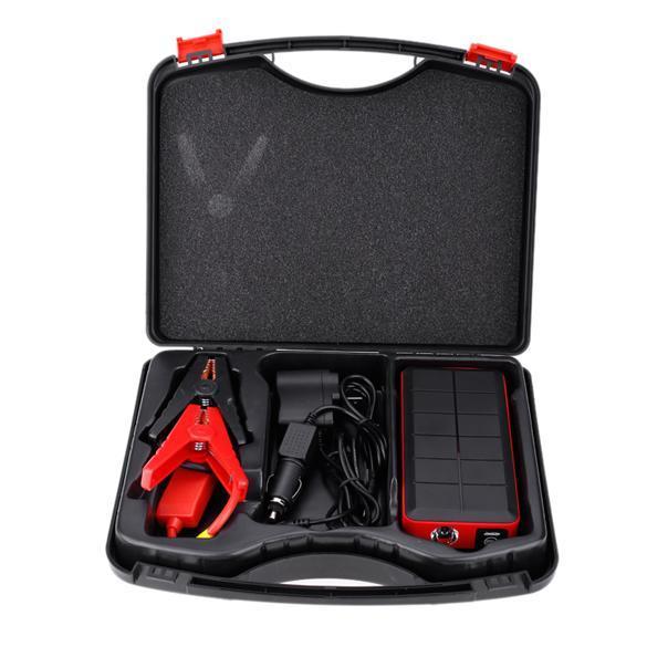 Car Jump Starter True 12800mAh Booster Emergency Power So...