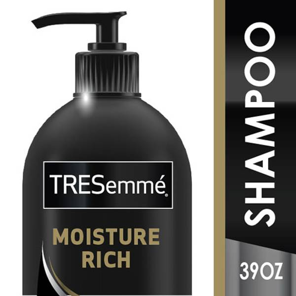 TRESemme Luxurious Moisture Rich Shampoo, 39 fl oz
