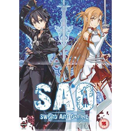 Sword Art Online - Part 1 (Ep. 1-7) ( Sword Art Online - Part One ) [ NON-USA FORMAT, PAL, Reg.2 Import - United Kingdom