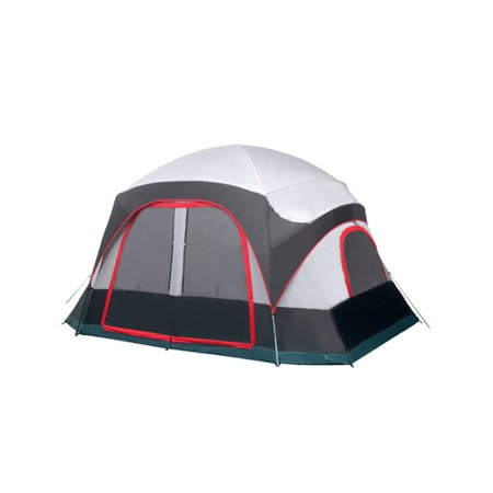 GigaTent Katahdin 9' x 13' Family Dome Tent, Sleeps 6