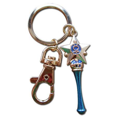 Sailor Moon Mercury (Key Chain - Sailor Moon R - New Mercury Moon Pen Toys Licensed ge38526)