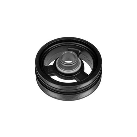 Eckler's Premier  Products 25-285188 Corvette Harmonic Balancer & Crank Pulley, LS1, 2, 3, 6 -