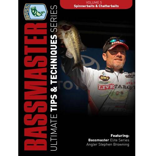 Bassmaster  Ultimate Tips And Techniques Series   Spinnerbaits And Chatter Baits