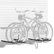 Rage Power Sports RV or Camper Trailer Bumper Bike Rack, Holds Up to 4 Bicycles