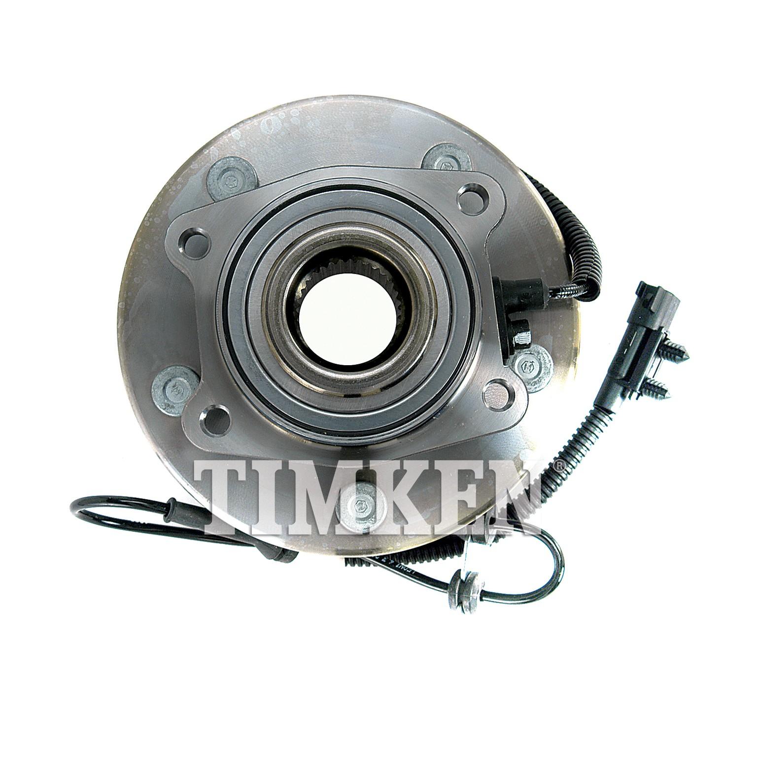 For Chrysler Volkswagen FWD Front Wheel Bearing /& Hub Assembly Timken HA590243