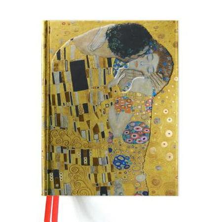 Gustav Klimt: The Kiss (Blank Sketch -