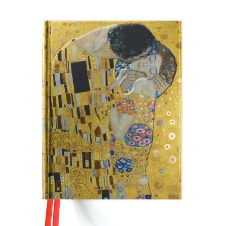 Gustav Klimt: The Kiss (Blank Sketch Book)