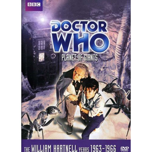 Doctor Who: Ep. 09 - Planet Of Giants