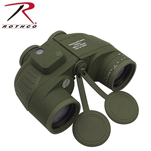Rothco Military Type Binoculars/7 X 50, Olive Drab