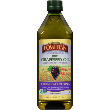 Pompeian Grapeseed Oil 24 Fl Oz (Best Grapeseed Oil In India)