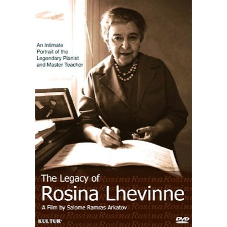 Legacy of Rosina Lhevinne: Portrait of the Legenda [DVD]