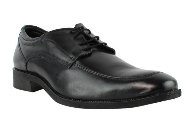 Giorgio Brutini Mens Black Oxfords Dress Shoes Size 11.5 New by Giorgio Brutini