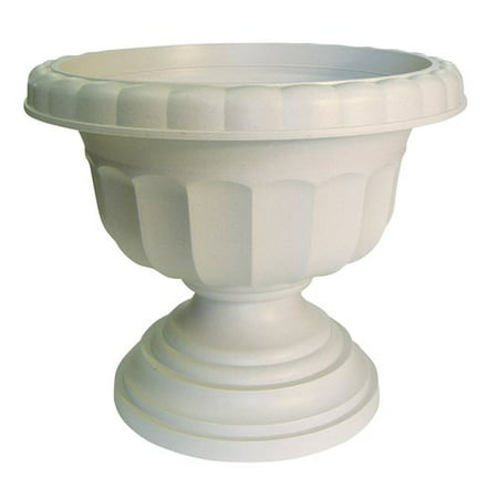 """Image of 17"""" Urn, Cement"""