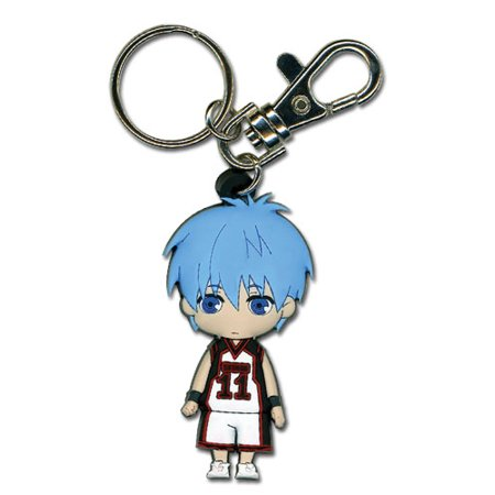 Key Chain - Kuroko's Basketball - New SD Kuroko  Anime Toys Licensed ge36814 - Basketball Key Chains