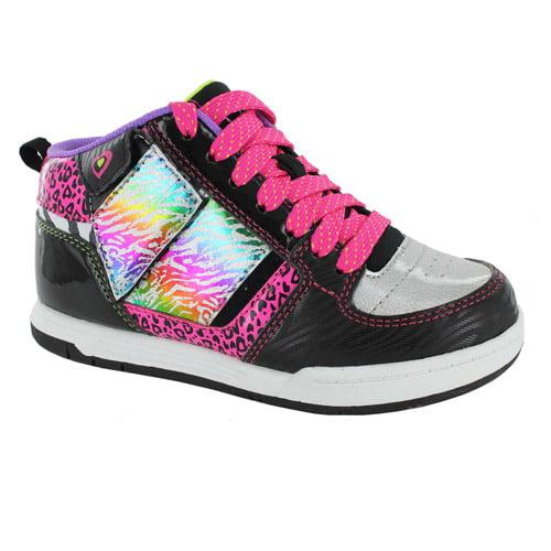 OP Girl's Zebra Skate Sneaker
