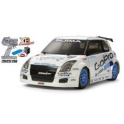 1/10 RC XB GoPro MONSTER SPORT SUPER SWIFT M-05 CHASSIS 57868