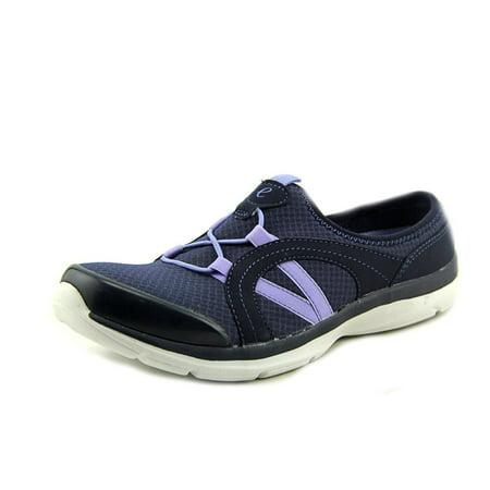 2ad94b0a7d623 Easy Spirit e360 - Easy Spirit e360 Quade Women Round Toe Canvas Blue  Walking Shoe - Walmart.com