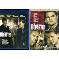 The Departed (Blu-ray/DVD Bundle)