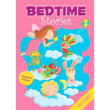 31 Bedtime Stories for October - eBook (Friday October 31 Halloween)