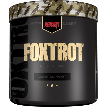 Redcon1 Foxtrot Joint Support (180 Tabs - 30 Srv) Cartilage, Tendon