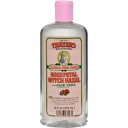 Thayers Witch Hazel With Aloe Vera Rose Petal - 12 Fl Oz (Pack Of 2)