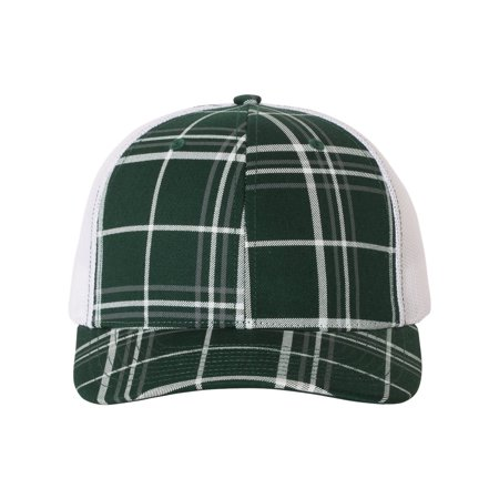 66a07108adf Richardson Men s Patterned Snapback Trucker Cap