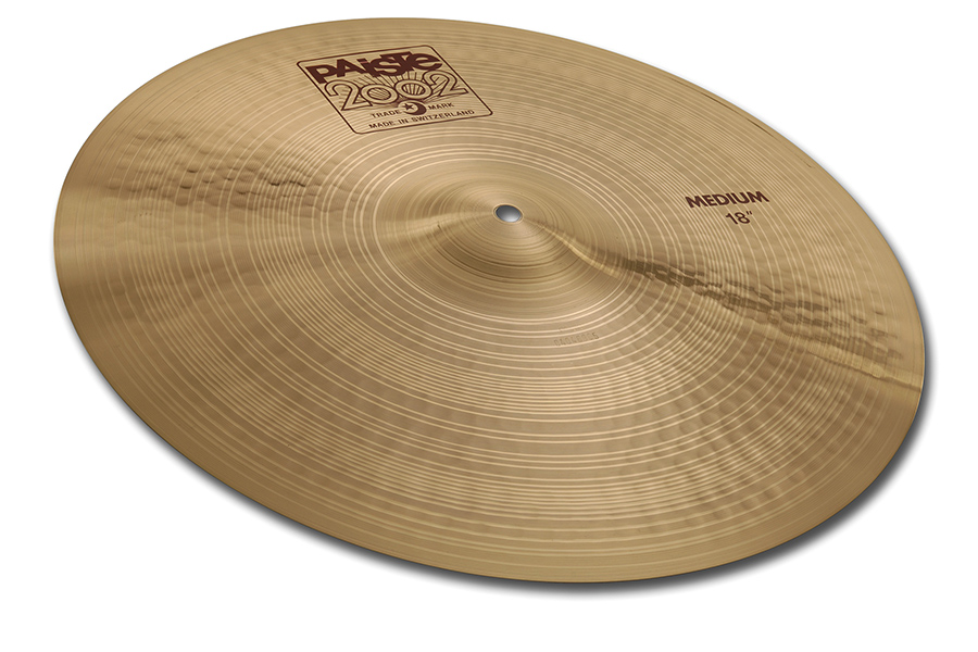 Paiste 2002 Series 20� Medium Crash Cymbal by Paiste