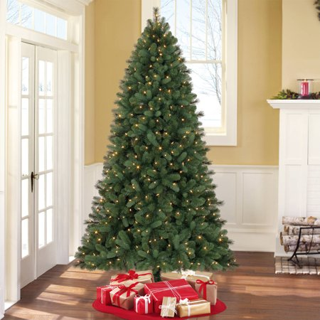 holiday time 75 pepvc norwich quick set spruce christmas tree